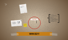 WIKIS!!!