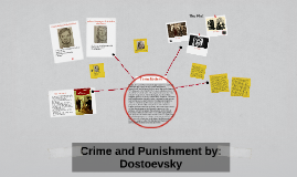 Crime and Punishment by: Dostoevsky