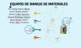 Copy of equipos de manejo de materiales