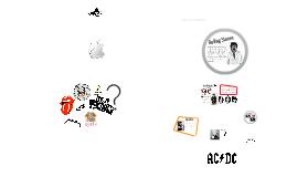 Logos of Rock history