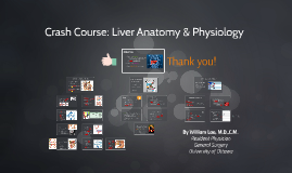 Crash Course - Liver Anatomy & Physiology