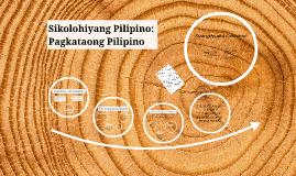Sikolohiyang Pilipino: