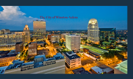 The City of Winston-Salem