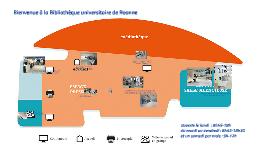Visite de la BU Roanne. Université Jean Monnet - Saint-Etienne
