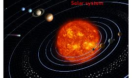 Solar system Part1