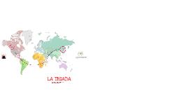 """Copy of Se denomina """"Tríada Económica"""" a las tres regiones que domin"""