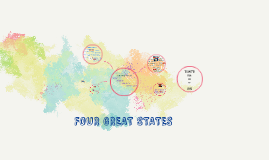 FOUr AMAZING STATE