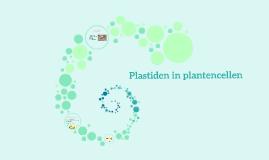 Plastiden in plantencellen