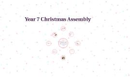 Merry Christmas Year 7