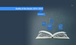 Copy of Battle of the Books 2014-2015