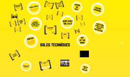 Sales Techniques - Final