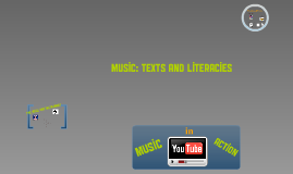 Music: Text and Literacy