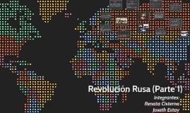 Revolución Rusa (Parte 1)