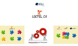 Proyecto de Implementación SAP en Loctel, CA
