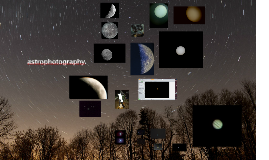 astrophotography.