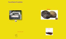 Feuerfeste Produkte, Schamotte, Blähton und Steinzeug