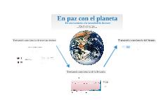 En paz con el planeta