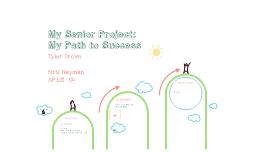 Senior Project - Tyler Brown