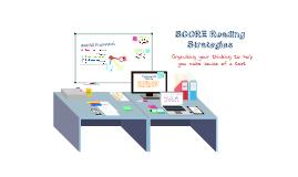 SCORE - Organise Your Thinking
