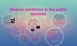 Copy of Diverse workforce in the public services