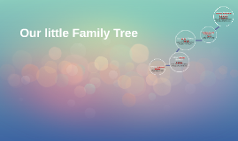 Our little Family Tree