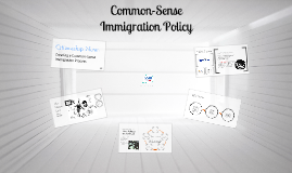 Citizenship Now:  Common-Sense Immigration Policy