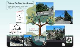 California Tree Failure Report Program