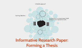 forming thesis Thesis definition, a proposition stated or put forward for consideration, especially one to be discussed and proved or to be maintained against objections: he vigorously defended his thesis on the causes of war.