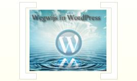 Wegwijs in WordPress voor beginners