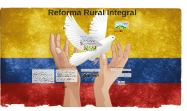 Reforma Rural Integral