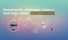 Global trends, challenges, vision in food chain safety