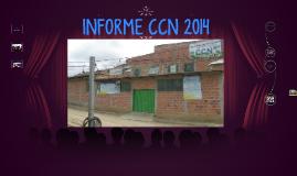 Informe CCN 2014