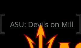 ASU: Devils on Mill