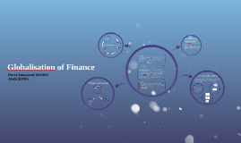Globalization of Finance