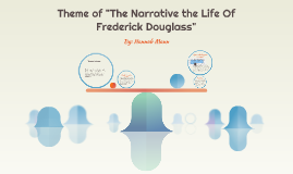 Theme of The life Of Frederick Douglass