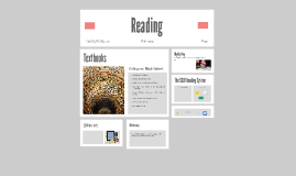 Reading | Student Success Specialist