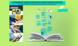 Common Questions in Documentation