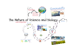 The Nature Of Science and Biology: Levels of Organization