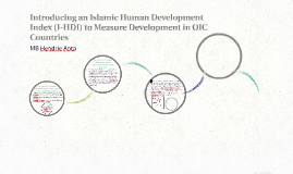 Copy of Introducing an Islamic Human Development Index (I-HDI) to Me