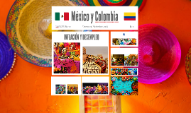 México y Colombia