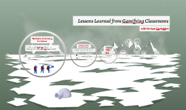 Lessons Learned from Gamifying Classrooms