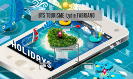 BTS TOURISME  Lydie FABRIANO