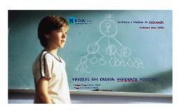 Trabalho de Sistémica e Modelos de Informação