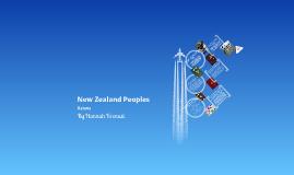 New Zealand Peoples