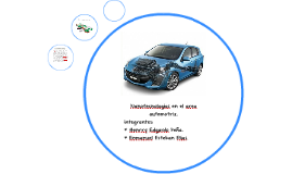 Nanotecnologias en el area automotriz