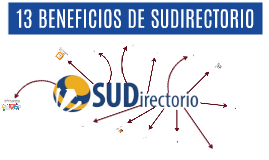 13 BENEFICIOS DE SUDIRECTORIO