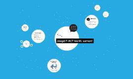 Jeugd F-ACT werkt, samen