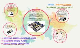 Elementos Escenciales de TI