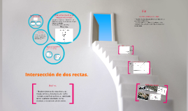 Copy of Intersección de dos rectas.