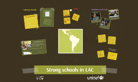Strong schools in LAC